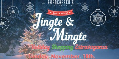 Jingle & Mingle: Holiday Shopping Extravaganza