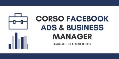 Corso Intensivo Facebook Advertising (Business Manager)