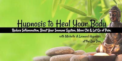 Hypnosis to Heal Your Body