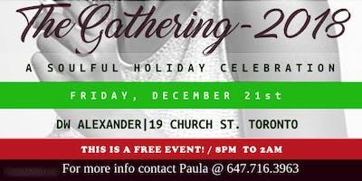 The Gathering - A Soulful Holiday Celebration