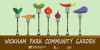 Wickham Park Community Garden 2018-2019