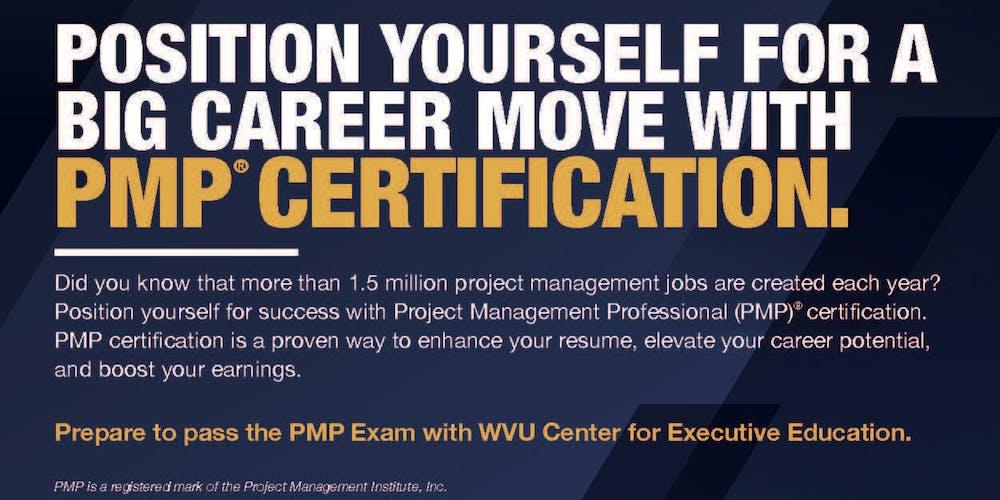 Learning System For Pmp Exam Preparation Registration Spring 2019