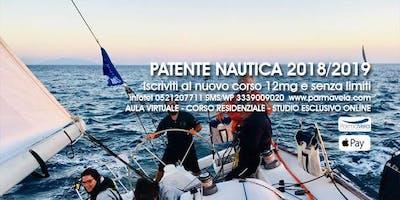 Corso Patente Nautica Entro 12 Miglia Vela e Motore (ParmaVela)