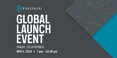 Blockchains Global Launch Event