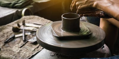 Pottery Class - Clay and Coffee