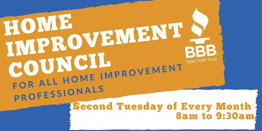 Home Improvement Council Meeting