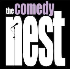 The Comedy Nest logo