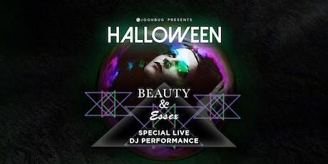 joonbugcom presents the beauty essex 1031 halloween party tickets