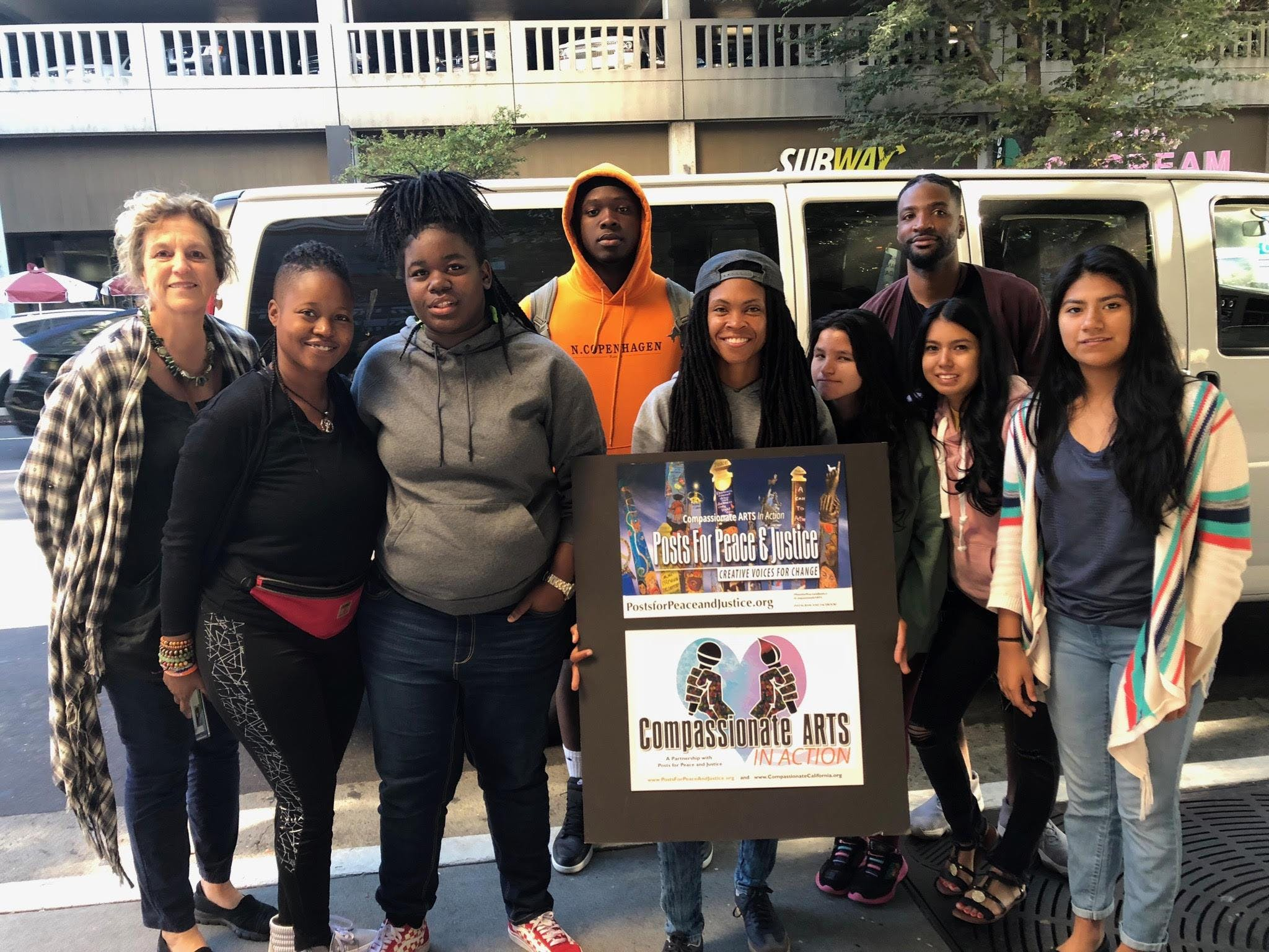 Compassionate Arts Youth Leadership Council