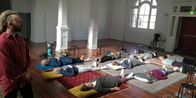 FreoMindfulness: Weekly Mindfulness Sessions with Dr Kaine Grigg