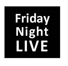 Friday Night Live in association with Lynn Valley United Church logo