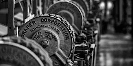 Hunt's Photo Walk: Boott Cotton Mills tickets
