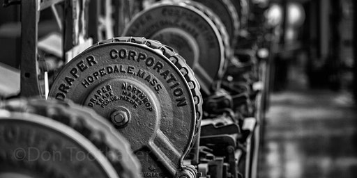 Hunt's Photo Walk: Boott Cotton Mills
