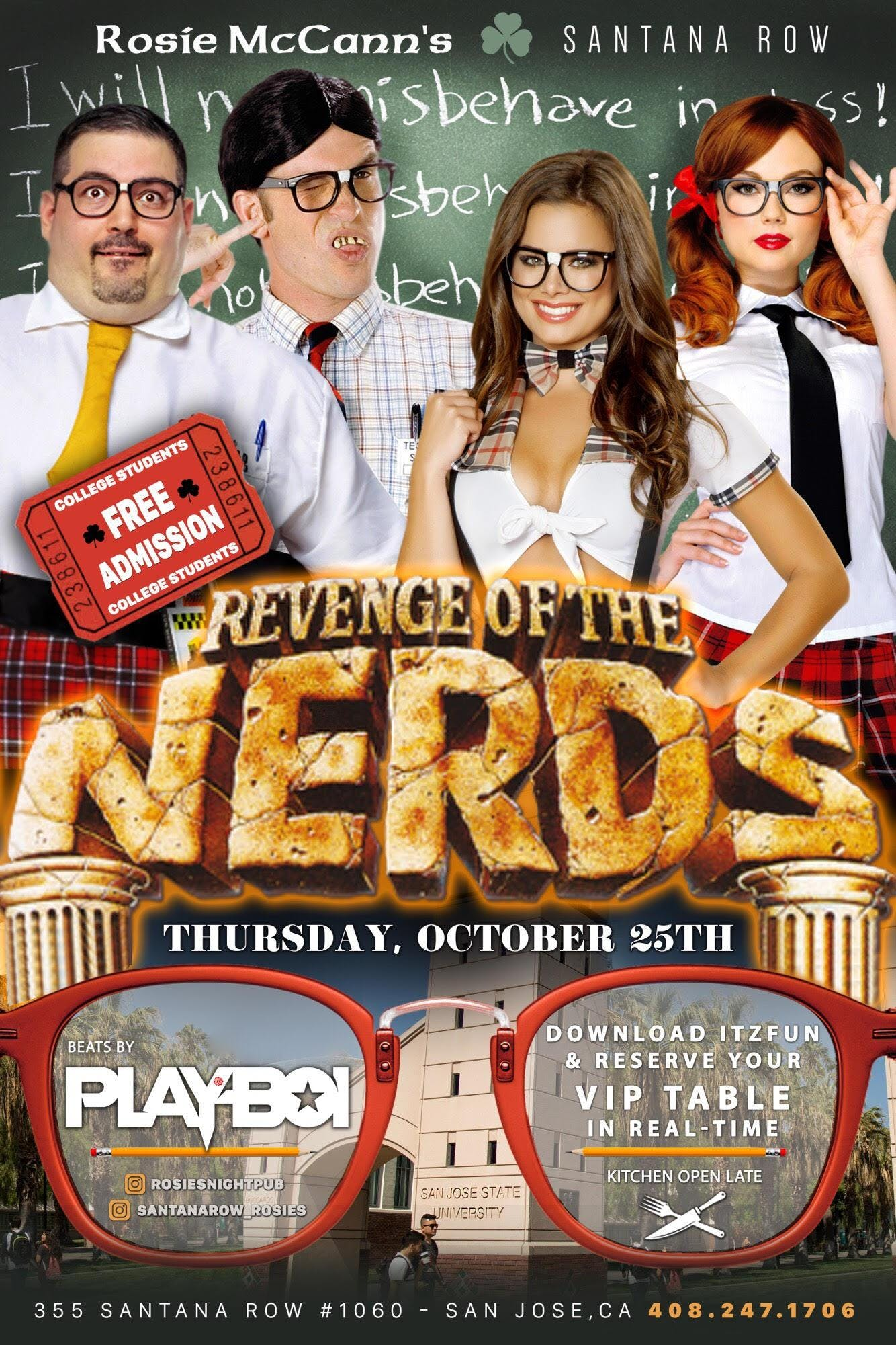 revenge of the nerds images