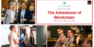 "Modern Marketing Meetup (SYD) - \""The Adventures of Blockchain\"""