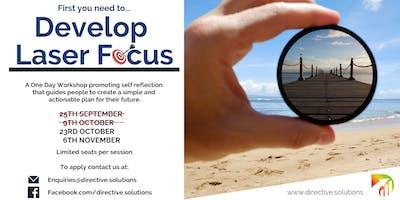 Business Improvement Masterclass - Develop Laser Focus