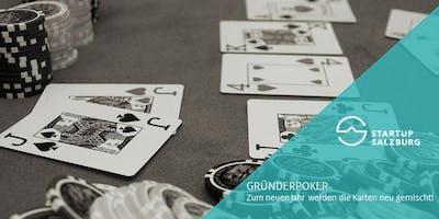 Startup Salzburg Gründerpoker