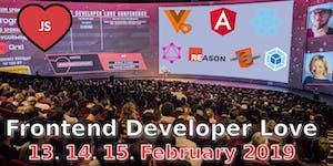 Frontend Developer Love Conference 2020: click here