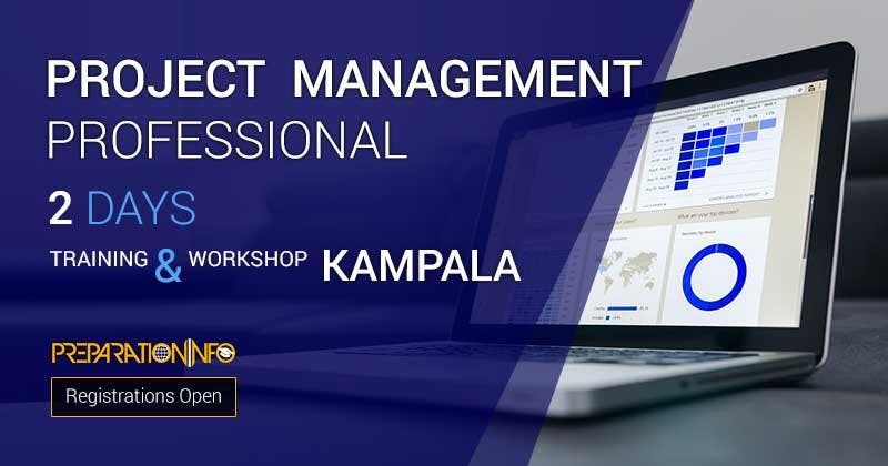 Kampala : PMP 2 Days Training (PMBOK 6th edition) and