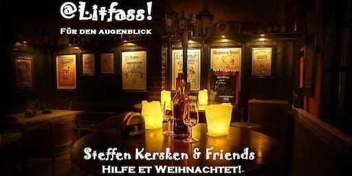 VIP-Bereich @Litfass!  Promi-Talk | Steffen Kersken & Friends 30.11.19