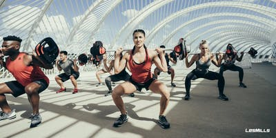 LES MILLS RECRUITMENT DAY - NAPOLI