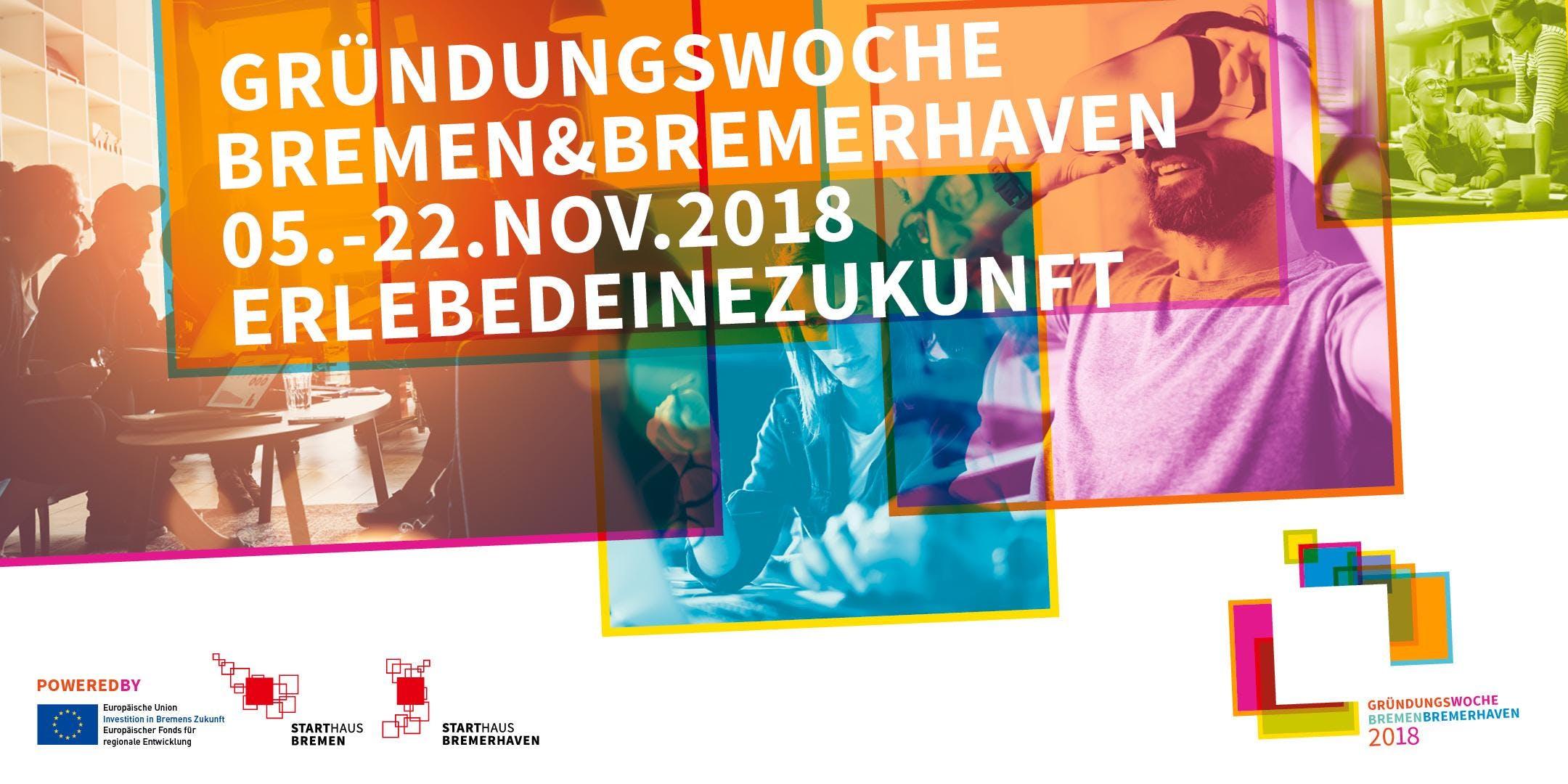schotterweg crowdfunding night - bremen - 22/11/18 - evensi