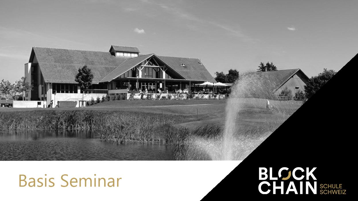 Basis Seminar zum Thema Blockchain und Kryptowährungen