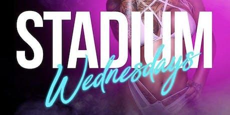 Stadium Club (Wednesday) tickets