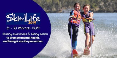 Ski For Life 2019 - Water Skiing Relay Fundraiser for Mental Health