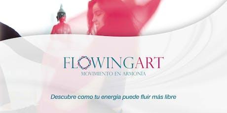 Taller Flowingart 29/06/19 (Más que yoga, meditación o pilates) entradas