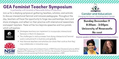 GEA Feminist Teacher Symposium