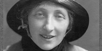 Mary Olive Edis and First World War photography