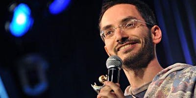Myq Kaplan - November 29, 30, December 1 at The Comedy Nest