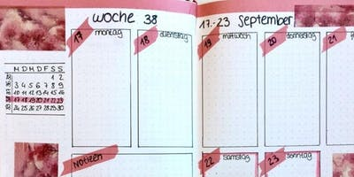 Bullet Journal für Anfänger | Workshop