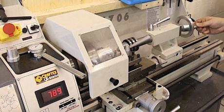 Mechanical Engineering - Lathe Training tickets