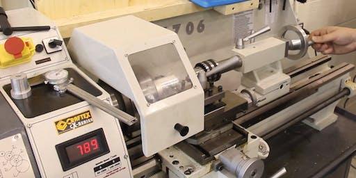 Mechanical Engineering - Lathe Training