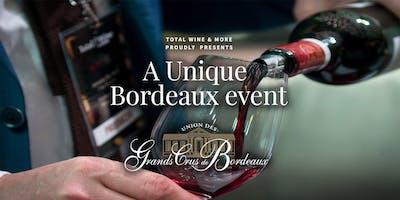 2019 Unique Bordeaux Wine Tasting Event-Miami