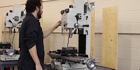 Mechanical Engineering - Mill Training tickets