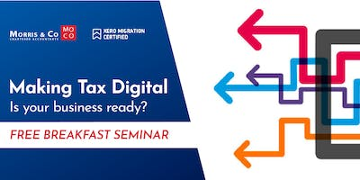 Are You Making Tax Digital (MTD) Ready?