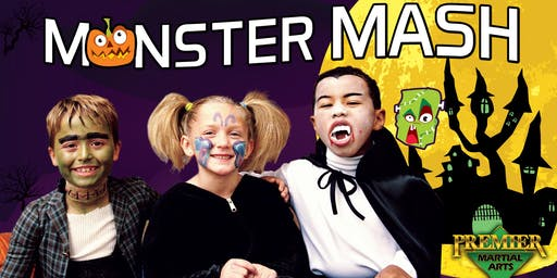 Monster Mash - Parents Night Out Saturday October 26, 2019