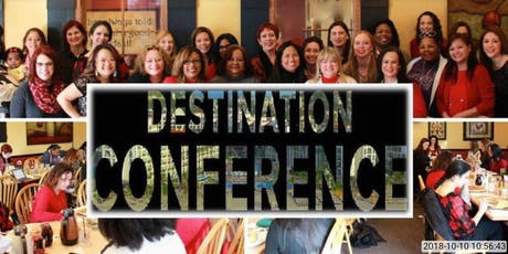 3rd Annual Destination Conference [MA] w/The Social Butterfly, Inc tickets