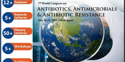 7th World Congress on Antibiotics, Antimicrobials & Antibiotic Resistance (CSE)