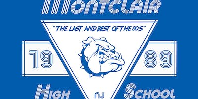 Montclair High School (NJ) Class of 1989 - 30th Reunion!!!
