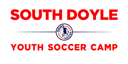 South Doyle Youth Soccer Camp 2019