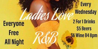 LADIES LOVE R&B AT 333 LOUNGE