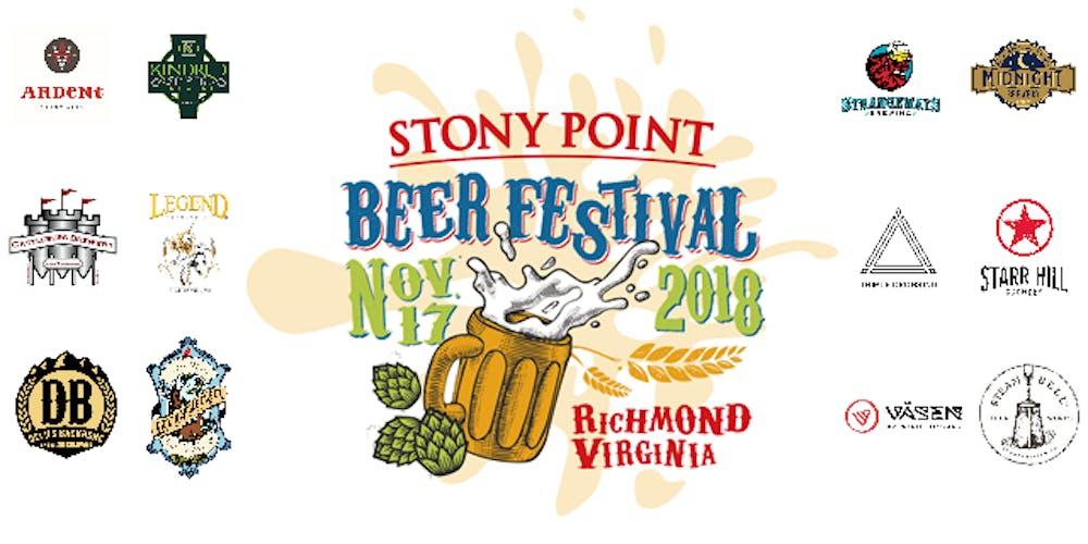 Stony Point Beer Festival Tickets, Sat, Nov 17, 2018 at 11:00 AM ...