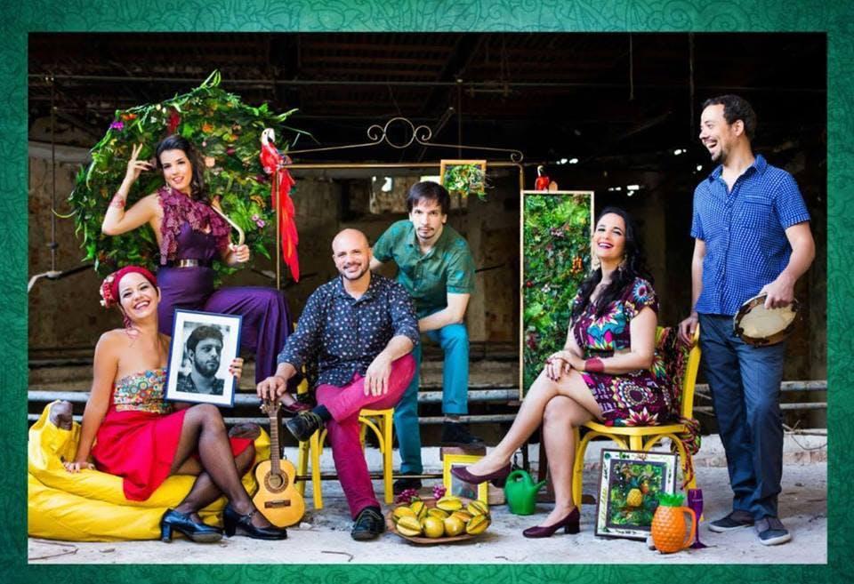 CARMEN MIRANDA tribute by vocal group ORDINAR