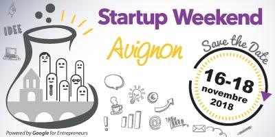 Startup Weekend Avignon 2018 Edition #3