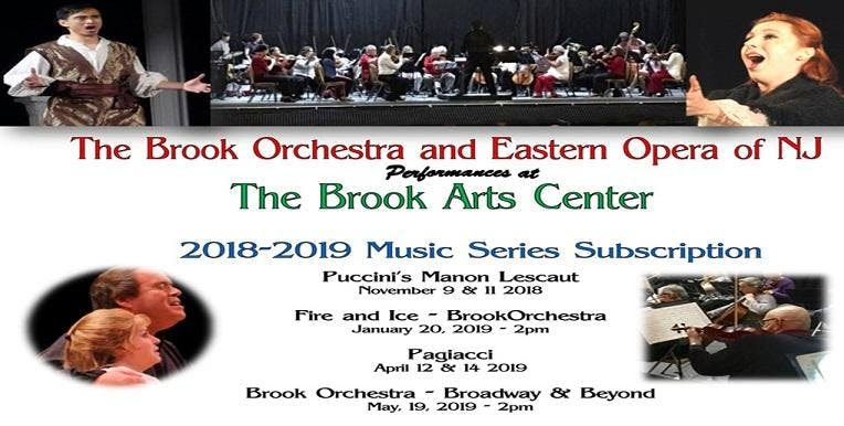The Historic Brook Theater introduces a Music Series Pass!