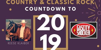 Country & Classic Rock Countdown To 2019